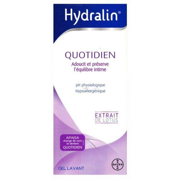Quotidien 400ml à prix discount  Hydralin