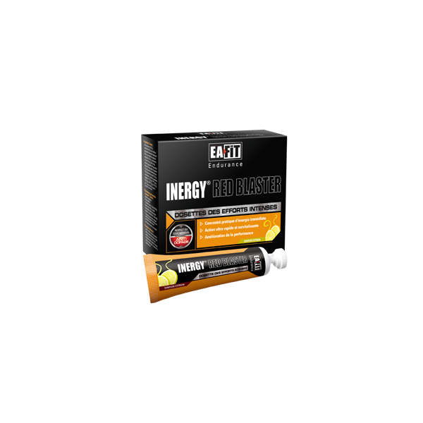 Inergy Red Blaster-Citron au meilleur prix| Eafit