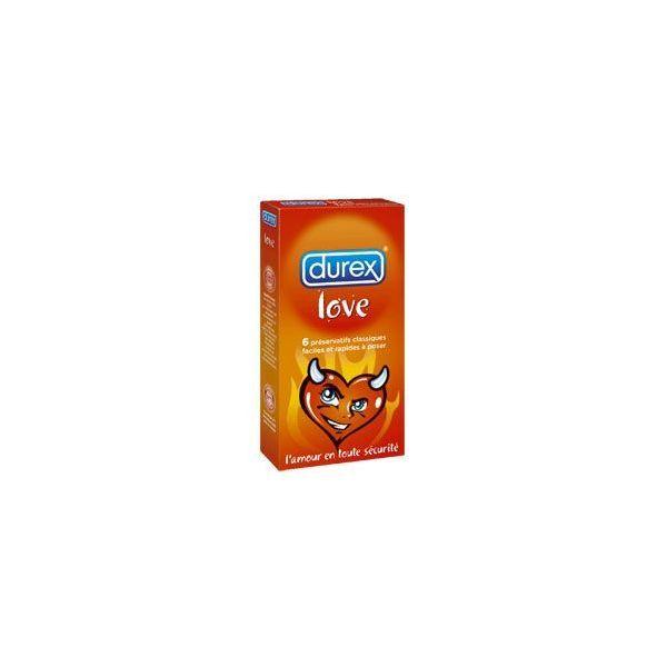 Love à prix discount| Durex