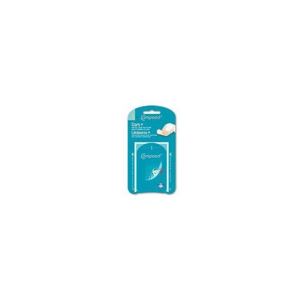 Cors+ Moyen Format Bte de 6 à prix discount| Compeed