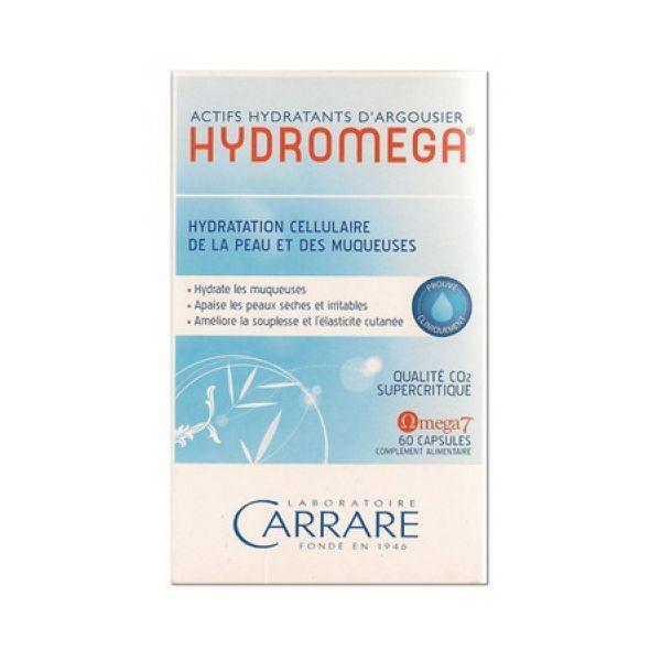 CARRARE HYDROMEGA HYDRATATION CELLULAIRE 60 CAPSULES