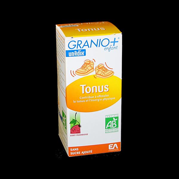 Achetez Granions Enfant Tonus Framboise Bio moins cher