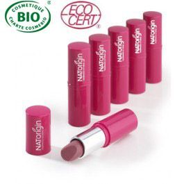 Bio Rouge à lèvres Corail 51 à prix bas  Natorigin