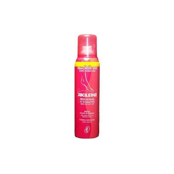 Spray Fraîcheur Vive 150ml moins cher  Akileïne