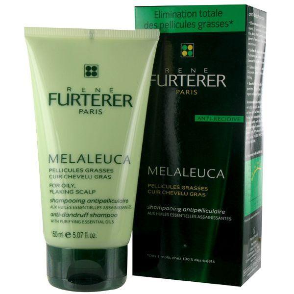 Melaleuca Shampooing Antipelliculaire Pellicules Grasses Tube 150ml à prix discount  Furterer