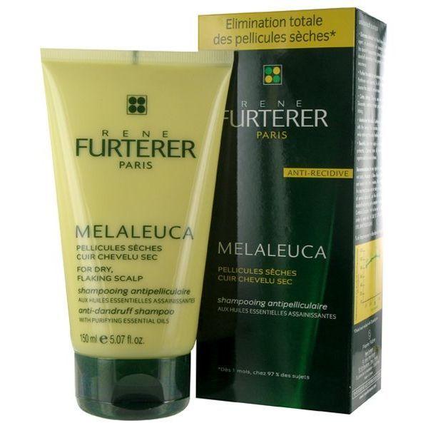 Melaleuca Shampooing Antipelliculaire Pellicules Sèches Tube 150ml à prix discount  Furterer