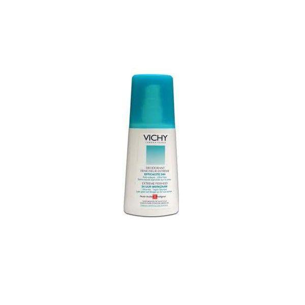 Déodorant Fraîcheur Extrême Efficacité 24H  100 ml à prix discount| Vichy
