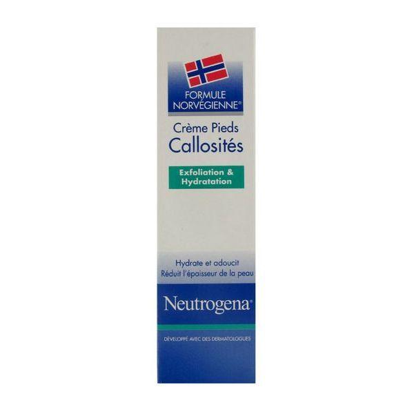 Crème Pieds Callosités Formule Norvégienne à prix bas  Neutrogena