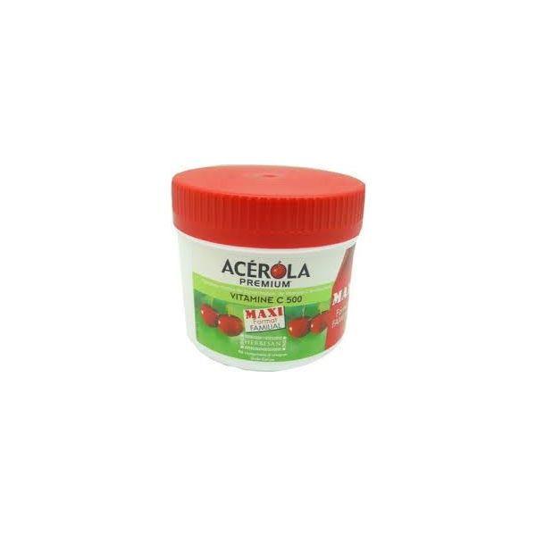 Acerola Premium 90 comprimés à prix bas| Herbesan