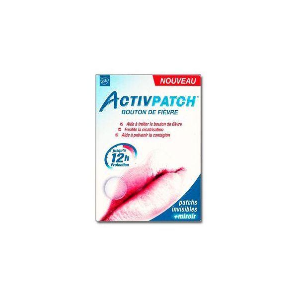 Achetez ActivPatch Bouton de Fièvre moins cher