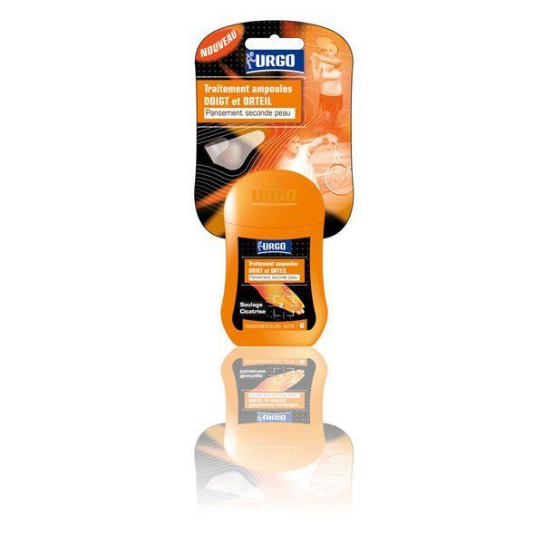 Ampoules Doitg-Orteils Seconde peau moins cher| Urgo