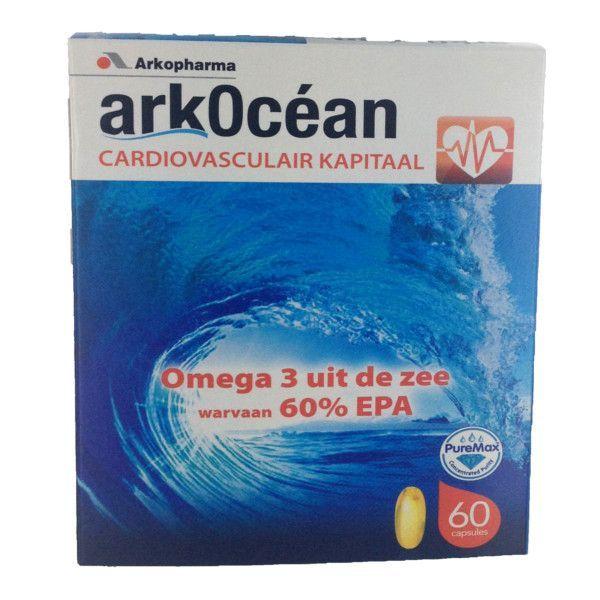 pital Cardiovasculaire 60 capsules à prix bas| Arkopharma