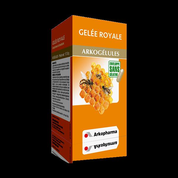 Gelée royale 45 gélules à prix discount| Arkogélules