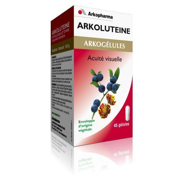 Arkoluteine 45 gelules à prix discount| Arkogélules
