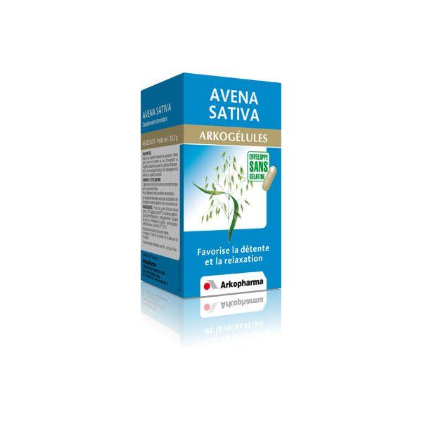 Avena Sativa 45 gelules au meilleur prix| Arkogélules
