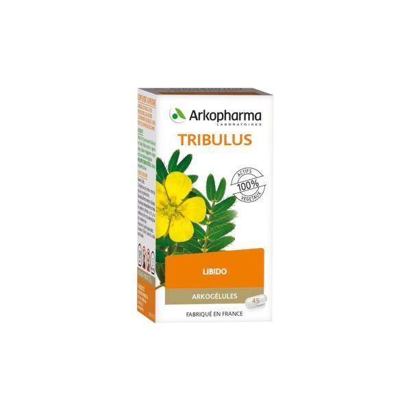 Tribulus 45 gélules moins cher| Arkogélules