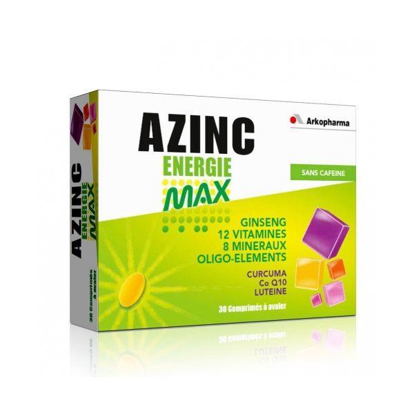 Achetez Arkopharma Azinc Energie Max 40+ moins cher