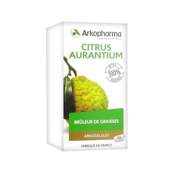 Citrus aurantium  45 gélules à prix bas  Arkogélules