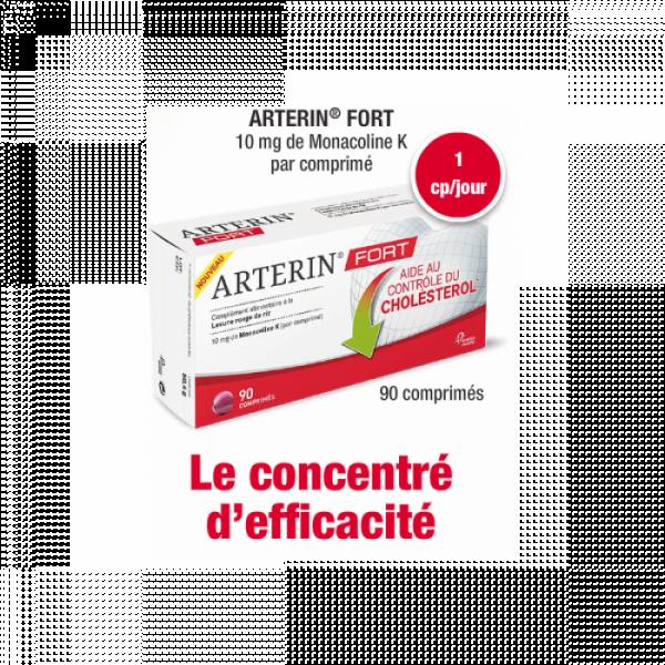 Fort 90 comprimés à prix bas| Arterin