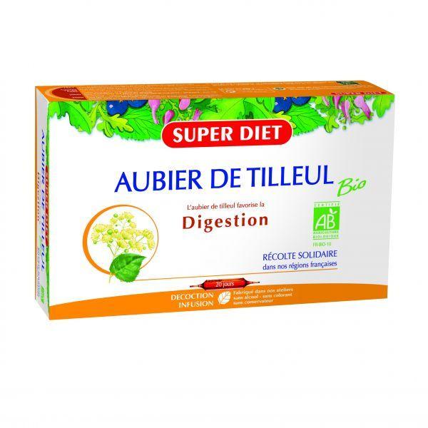 Aubier de Tilleul Bio Digestion à prix discount| Super Diet