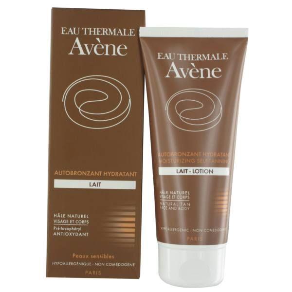 Achetez Avène Solaire Autobronzant Hydratant 100ml moins cher