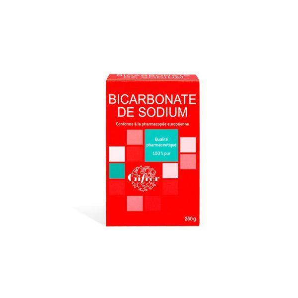 Bicarbonate de Sodium 250g au meilleur prix| Gifrer