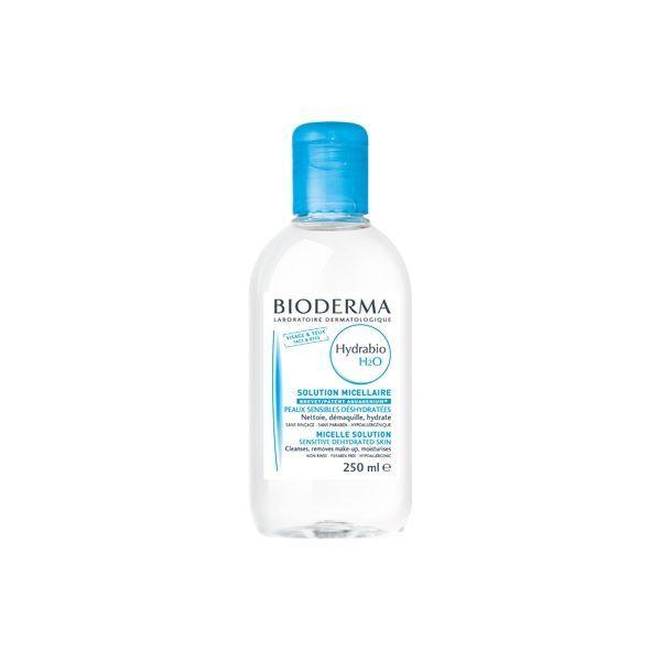 Hydrabio H2O Solution Micellaire 250ml moins cher  Bioderma
