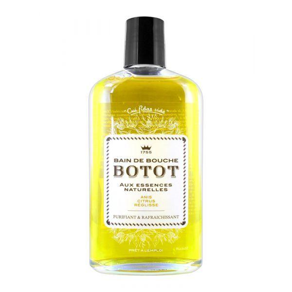 Bain de bouche anis, citrus, réglisse de Botot