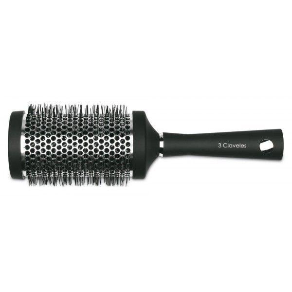 Brosse Thermique pour Cheveux Longs 24,5cm diam 57mm à prix discount| 3 Claveles