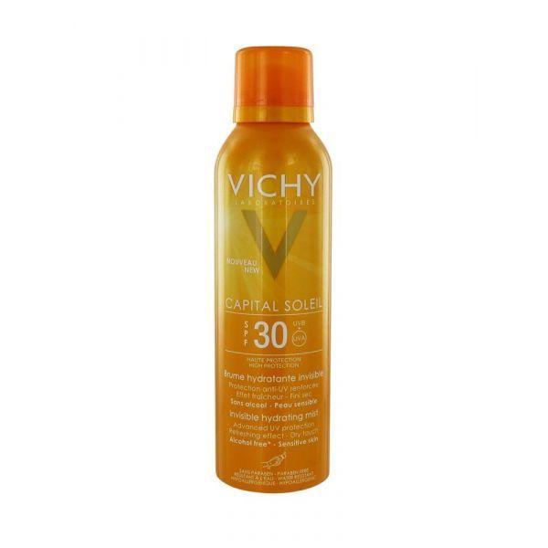 Ideal Soleil Brume Hydratante IP30 200ml à prix discount| Vichy