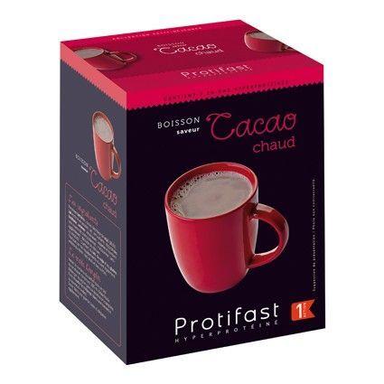 Boisson Cacao 7 Sachets à prix bas  Protifast