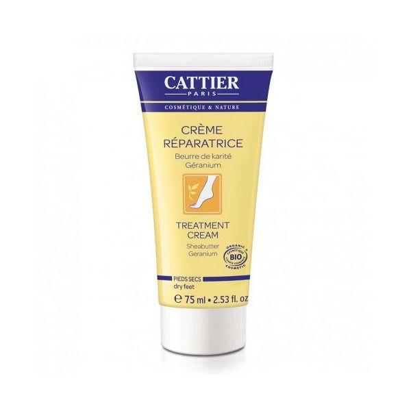 Crème Réparatrice 75 ml. à prix bas  Cattier