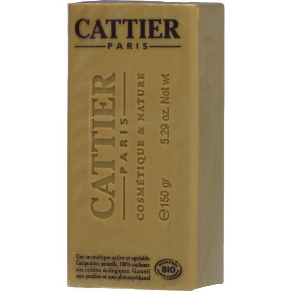 Savon Doux Végétal Argimiel 150 g. à prix discount  Cattier