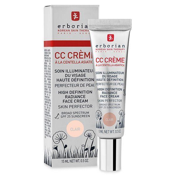 CC Crème Clair Erborian 15ml