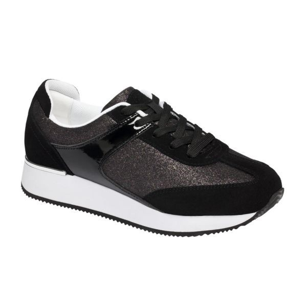 Scholl Charlize sneakers -noir moins cher