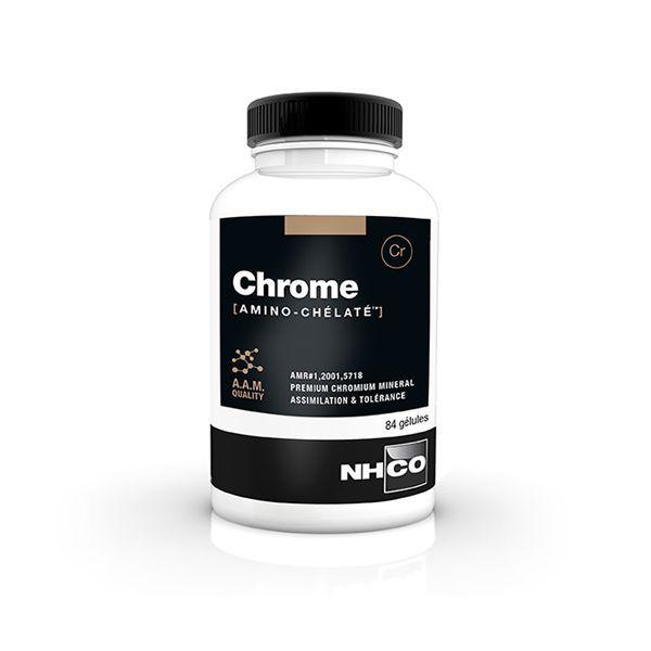 Chrome 84 gélules au meilleur prix  NH-CO