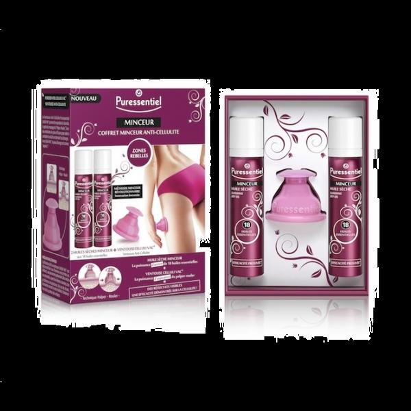 Coffret Minceur Anti-Cellulite moins cher| Puressentiel