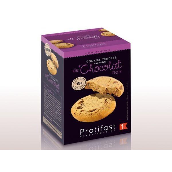 Cookies aux éclats de chocolat noir Protifast