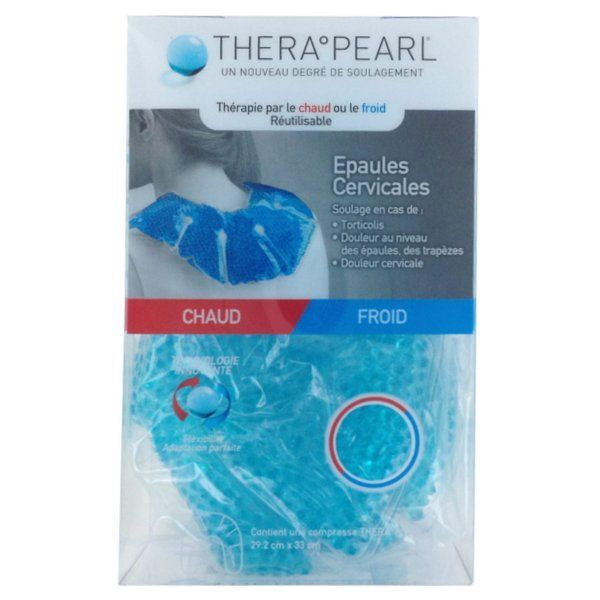 mpresse Epaules-Cervicales Chaud Froid Réutilisable moins cher| Thera° Pearl