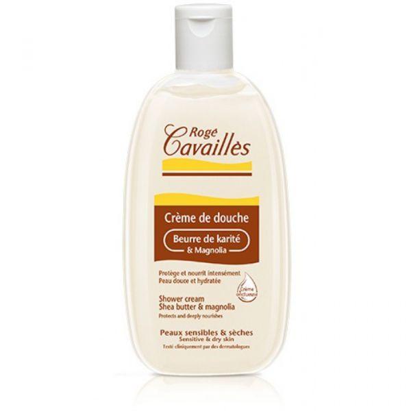 Crème de douche Beurre de karité et Magnolia 250ml moins cher| Rogé Cavaillès