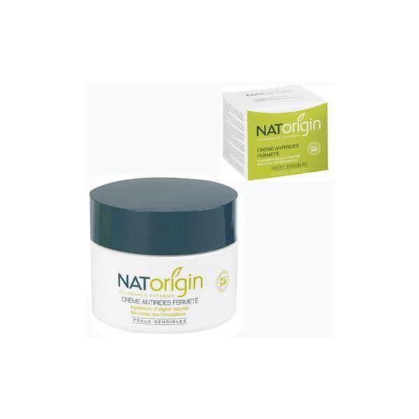Crème Antirides Fermeté à prix discount| Natorigin