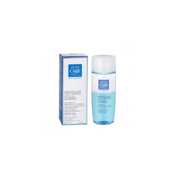 Démaquillant 2 en 1 Express Yeux 150ml moins cher| Eye care