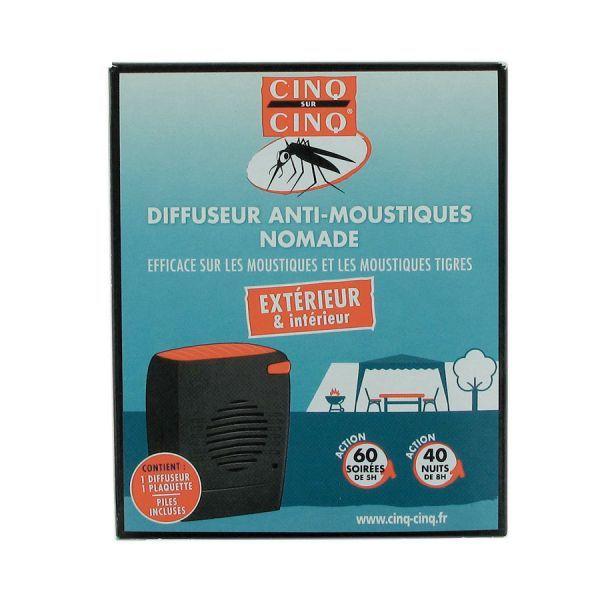 Diffuseur anti-moustique pas cher