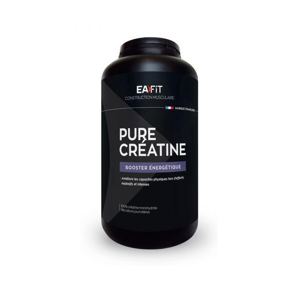 Pure Créatine 90 Gélules à prix discount| Eafit