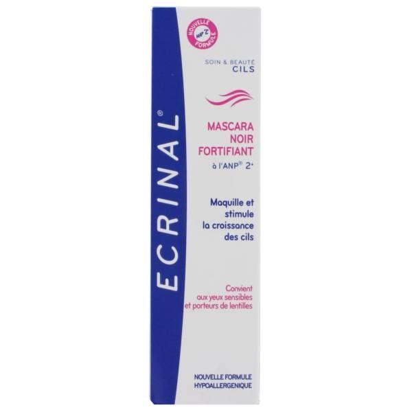 Mascara noir fortifiant nouvelle formule à prix discount| Ecrinal