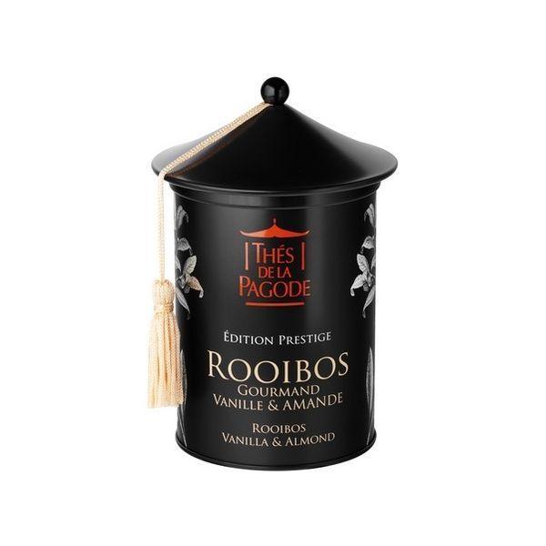rooibos Vanille Amande Edition prestige 100gr au meilleur prix| Thés de la Pagode