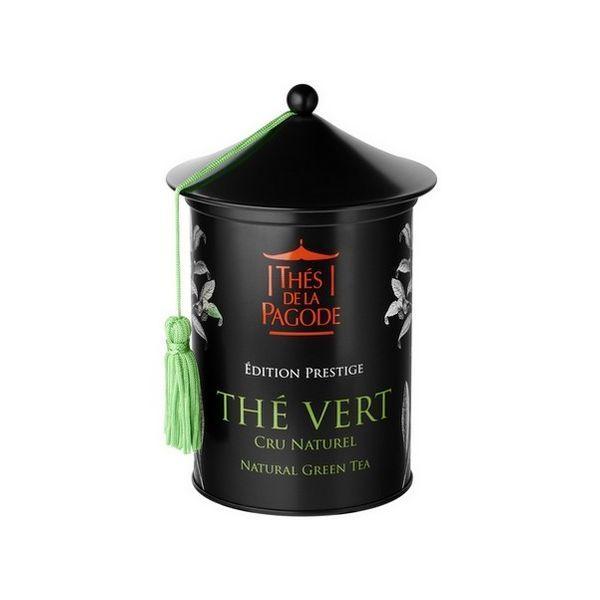 thé vert cru original bio Edition Prestige 100gr moins cher| Thés de la Pagode
