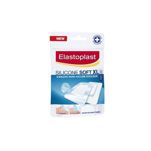 Achetez au meilleur prix les pansements Silicone Elastoplast