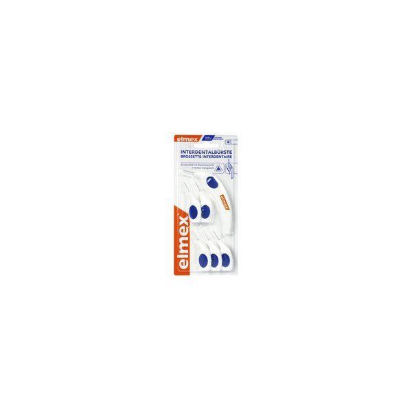Brossette Interdentaire 4mm 6 unités à prix discount| Elmex
