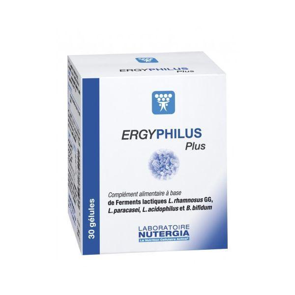 NUTERGIA ERGYPHILUS PLUS DEFENSES NATURELLES 30 GELULES